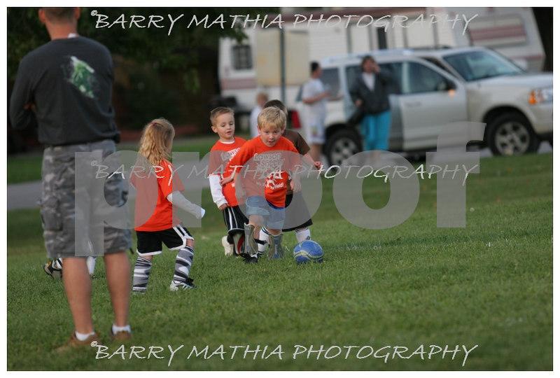 Lawson Youth Soccer Brown vs Orange 051