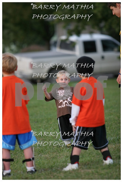Lawson Youth Soccer Brown vs Orange 011