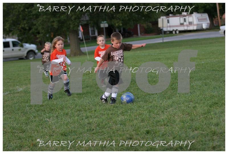 Lawson Youth Soccer Brown vs Orange 027