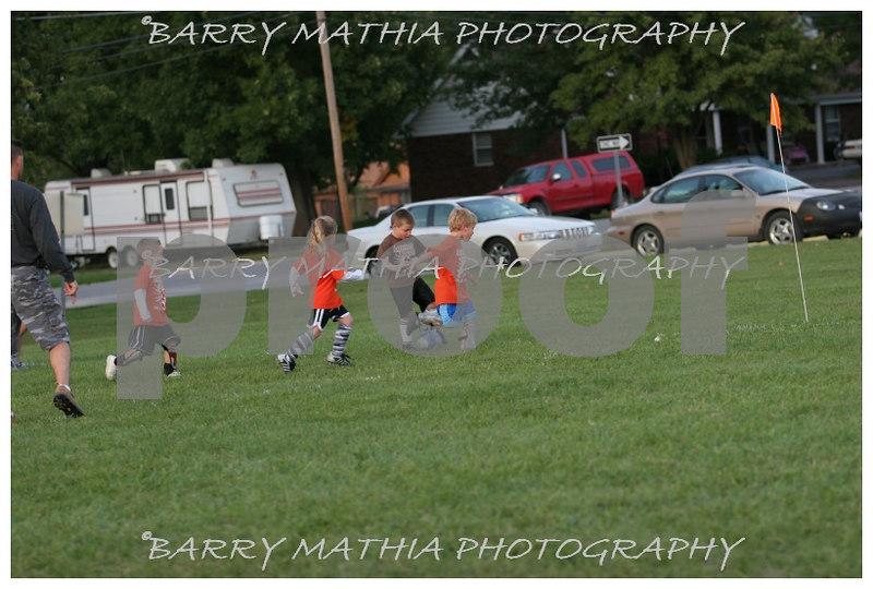 Lawson Youth Soccer Brown vs Orange 035