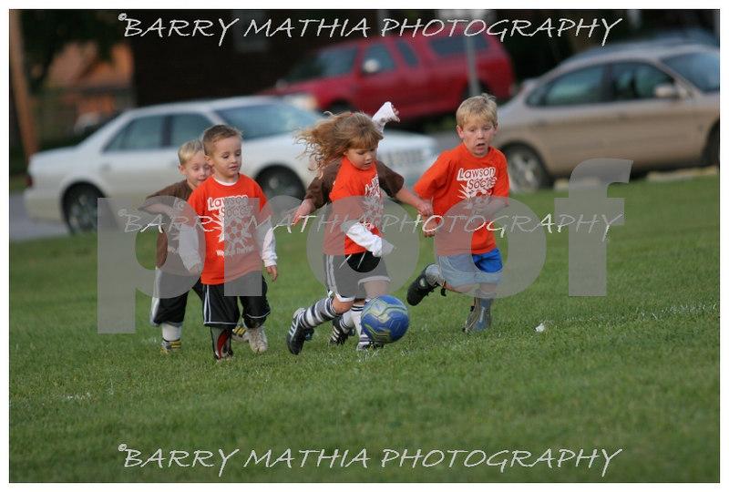 Lawson Youth Soccer Brown vs Orange 037