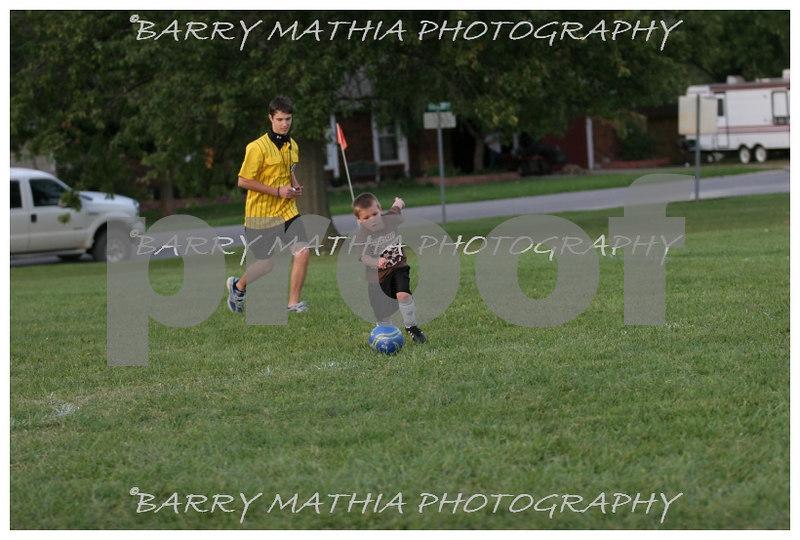 Lawson Youth Soccer Brown vs Orange 024