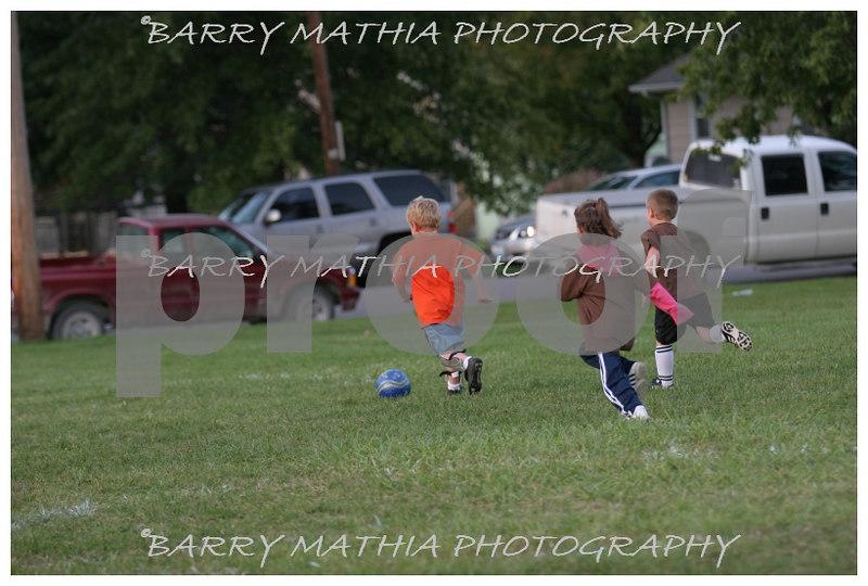 Lawson Youth Soccer Brown vs Orange 015