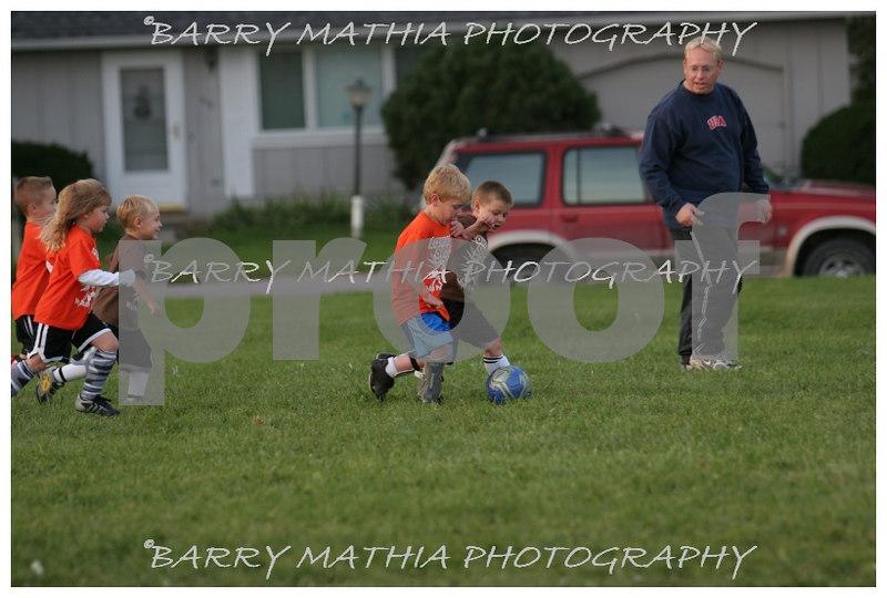 Lawson Youth Soccer Brown vs Orange 020