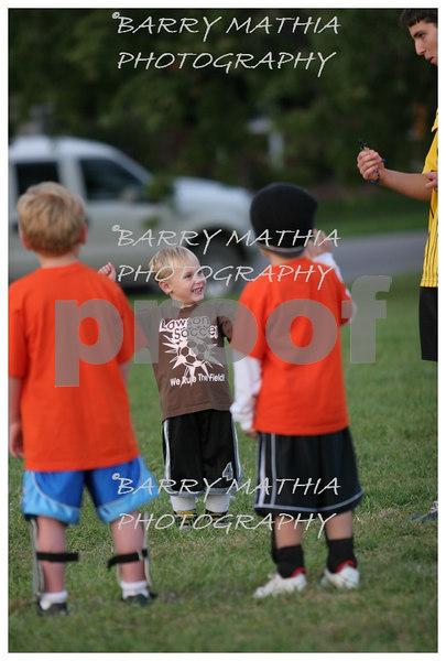 Lawson Youth Soccer Brown vs Orange 012