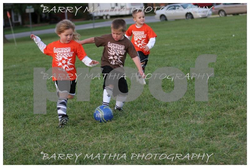 Lawson Youth Soccer Brown vs Orange 029