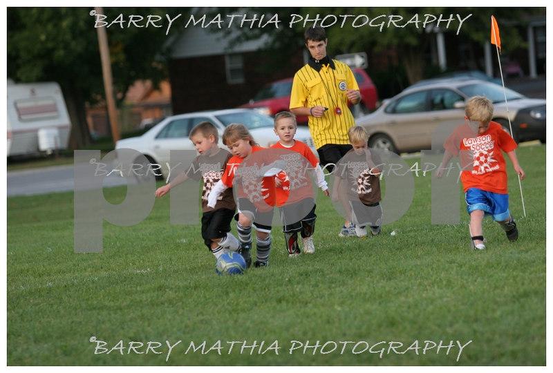 Lawson Youth Soccer Brown vs Orange 039
