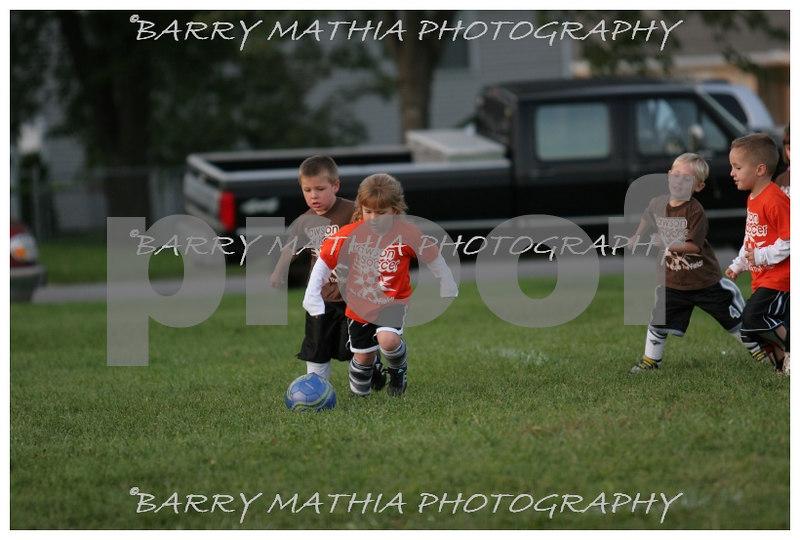 Lawson Youth Soccer Brown vs Orange 046