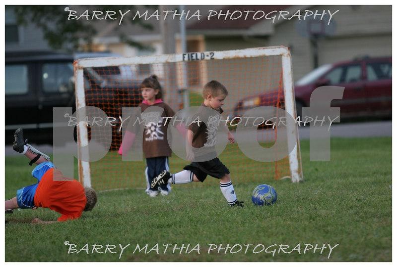 Lawson Youth Soccer Brown vs Orange 022