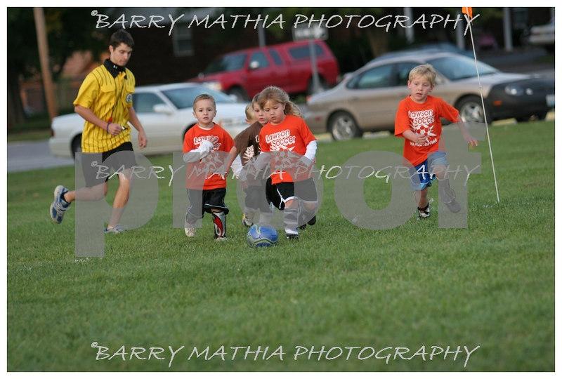 Lawson Youth Soccer Brown vs Orange 038