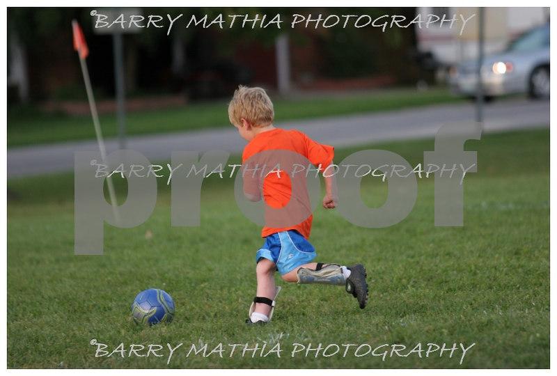 Lawson Youth Soccer Brown vs Orange 014