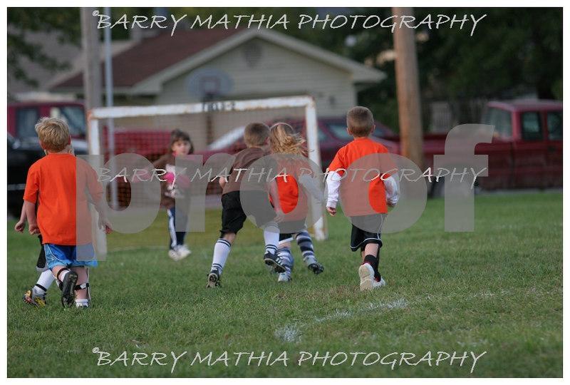 Lawson Youth Soccer Brown vs Orange 048