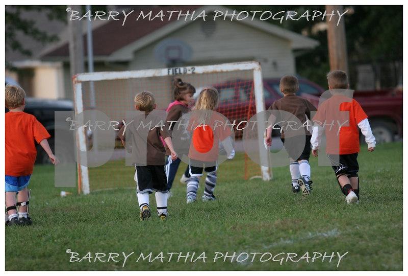Lawson Youth Soccer Brown vs Orange 049