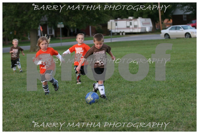 Lawson Youth Soccer Brown vs Orange 028