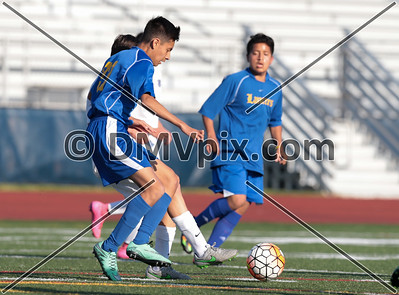 Lee @ W-L Boys JV Soccer (14 Apr 2016)