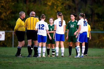 Leonardtown vs GM (girls) 11/03/09