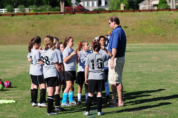 Lightning Soccer 2011