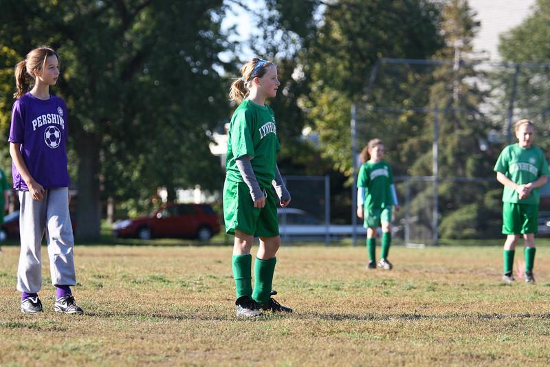 Lynhurst Girls - Oct 4, 2008