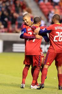 MLS: MAY 1 Real Salt Lake v Toronto FC