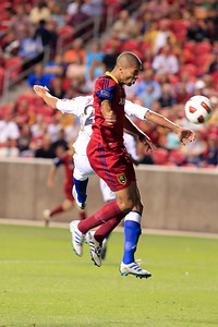 SOCCER: AUG 18 Arabe Uniod Real Salt Lake