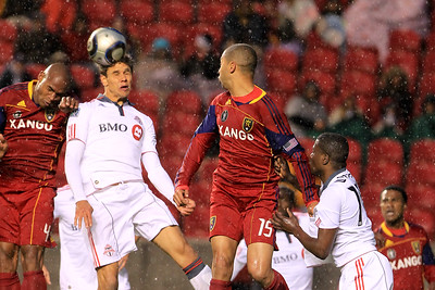 MLS: MAY 1 Real Salt Lake v Toronto FC