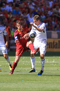 MLS: SEP 18 Chicago Fire at Real Salt Lake