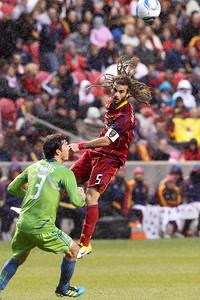 MLS: MAY 28 Seattle Sounders at Real Salt Lake