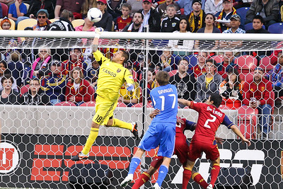 SOCCER: APR 4 MLS - Montreal Impact at Real Salt Lake