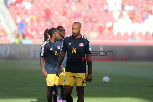 MLS 2014: NYRB at RSL