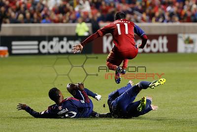 MLS: Chivas USA at Real Salt Lake