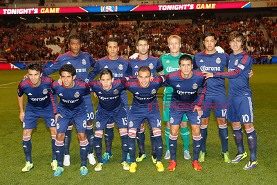 MLS: Chivas USA at Real Salt Lake