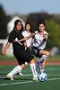 AYSO GU19-1, Menlo Park United Vs. Mountain View #2 2012-10-07