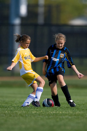 MU U11 Girls - Sept 8 2007