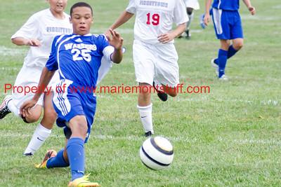 MHS Mens JV soccer vs Finneytown 2013-09-10-12