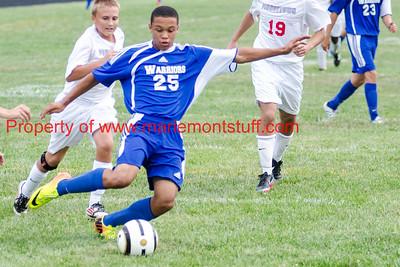 MHS Mens JV soccer vs Finneytown 2013-09-10-11