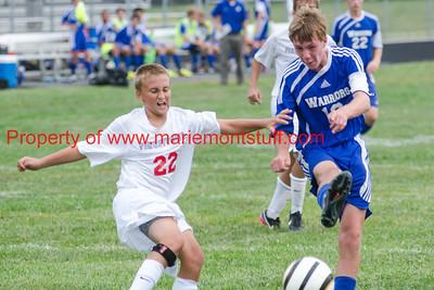 MHS Mens JV soccer vs Finneytown 2013-09-10-16