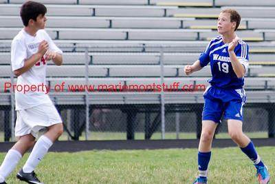 MHS Mens JV soccer vs Finneytown 2013-09-10-1
