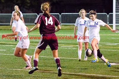 MHS Lady Warrior Soccer vs Ross 2015-10-26-17