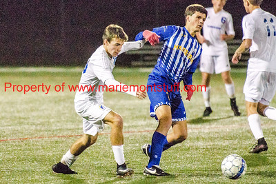 Mariemont High School Mens Soccer vs Madeira 2017-10-24-25
