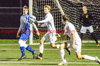 Mariemont High School Mens Soccer vs Madeira 2017-10-24-9