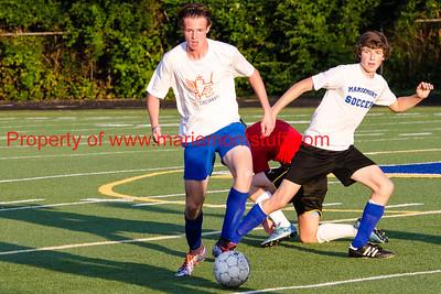 MHS Mens Soccer Alumni Game 2016-7-30-16-161