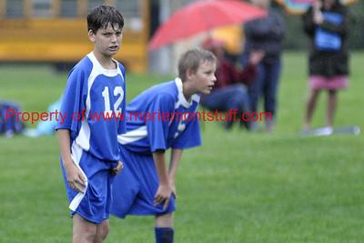 MJHS Soccer vs CCDS 2011-09-19