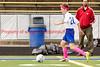 MJHS Soccer vs Princeton 2015-10-1-15