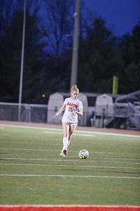 Mason @ Justice Girls Soccer (10 Mar 2020)