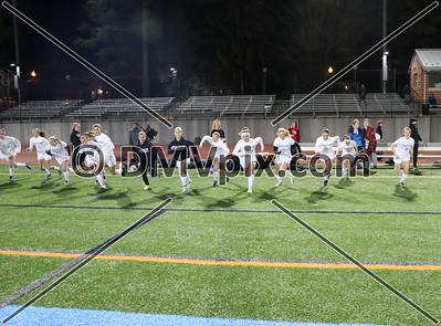 Mason @ Yorktown Girls Soccer (02 Mar 2017)