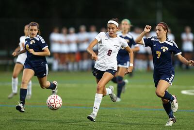 Massapequa vs South Side Girls Soccer | Copyright Chris Bergmann Photography