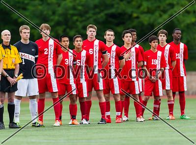 McLean @ Yorktown Boys Varsity Soccer (20 May 2014)
