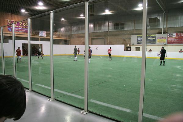 Melrose Park Sport Zone Soccer 2/13/12