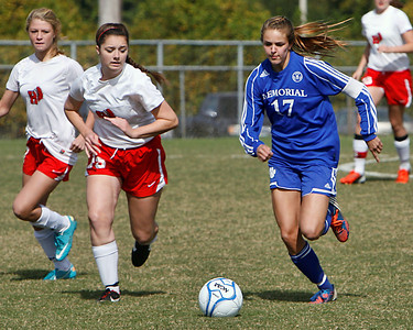 Memorial Girls Varsity Soccer