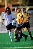 AYSO GU19, Menlo Park United Vs.  Mountain View #1, 2012-11-03